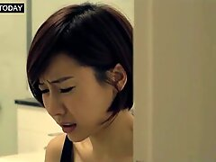 Kwak Hyeon-Hwa - Explicit Korean sex sequence, Asian - House With A Nice view
