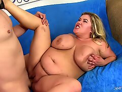 BBW Kacey Parker Is Fucked to Perfection