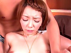 Exotic Japanese chick in Horny Creampie, Facial JAV movie