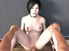Ada Wong Missionary POV - Short 3D Animation