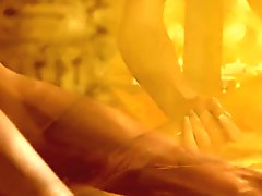 Beautiful Twisty Type Handjob Massage