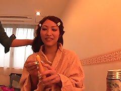 Fabulous Japanese chick in Incredible HD, Cougar JAV movie