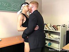 Ginger CIA Stud Bennett Anthony Plows Lean Asian Levy Foxx, BLACK PANDA EP9
