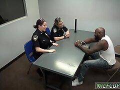 Swedish blonde big tits Milf Cops