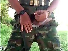 Sarap ng Marines Cumshot
