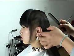 Asian headshave