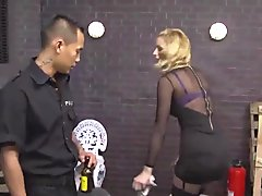 Babe Chole Comad plowed by Asian stud