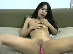Sophisticated Asian Amateur Amazing Cam Show!