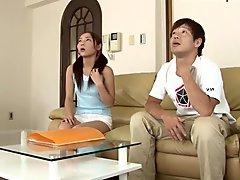 Sweet gilrs home alone Lulu Kinouchi is fucked by her married neighbor FullHD1080 at https://za.gl/21Uzj